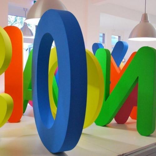 3D-Buchstaben242