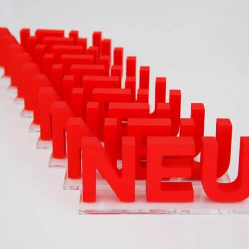 3D-Buchstaben266
