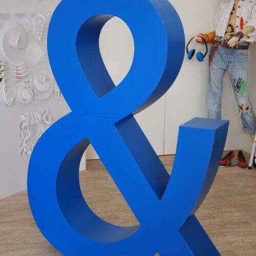 3D-Buchstaben335